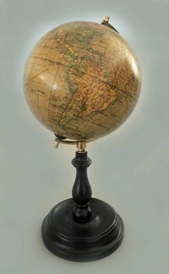 Six Inch Terrestrial Geographia Desk Globe - 867306