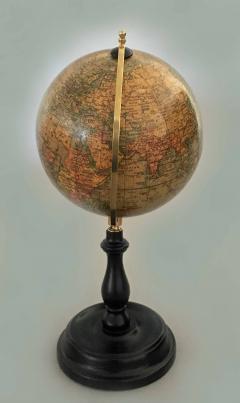 Six Inch Terrestrial Geographia Desk Globe - 867307