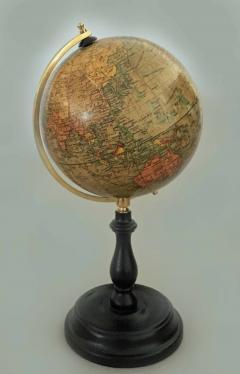 Six Inch Terrestrial Geographia Desk Globe - 867308