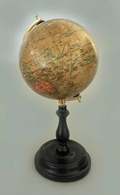 Six Inch Terrestrial Geographia Desk Globe - 867309