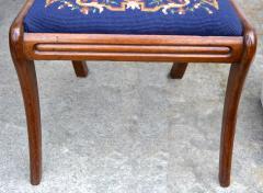 Six Philadelphia Klismos Dining Chairs - 1465479