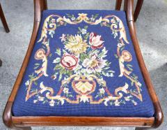 Six Philadelphia Klismos Dining Chairs - 1465482