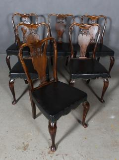 Six chairs in Rococo style 1st half 1900s 6  - 2001893