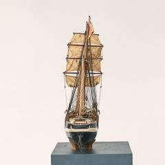 Skonnert Danish model ship - 918353