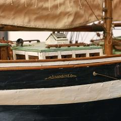 Skonnert Danish model ship - 918354