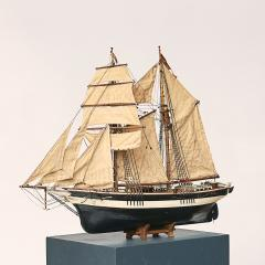 Skonnert Danish model ship - 918355
