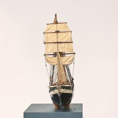 Skonnert Danish model ship - 918356