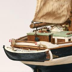 Skonnert Danish model ship - 918358