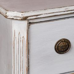 Small Antique Swedish Gustavian Chest of Drawers - 955288