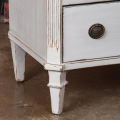 Small Antique Swedish Gustavian Chest of Drawers - 955290