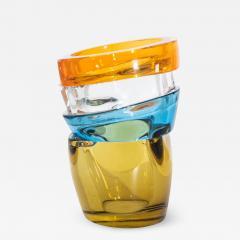 Small Art Glass Vase by Martin Potsch - 1545216
