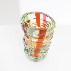 Small Art glass vase by Martin Potsch - 1544433