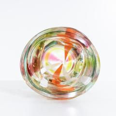 Small Art glass vase by Martin Potsch - 1544434