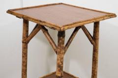 Small Bamboo Table - 1100310