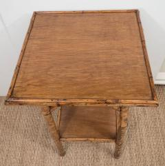 Small Bamboo Table - 1100314