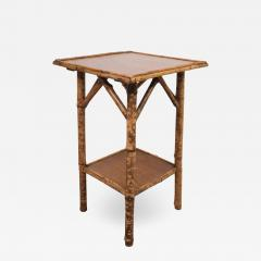 Small Bamboo Table - 1100949