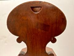 Small English Mahogany Hall Chairs - 1772963