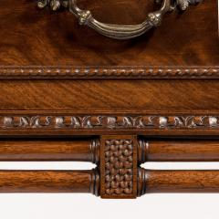 Small Fine quality Georgian style Mahogany Cabinet - 816919