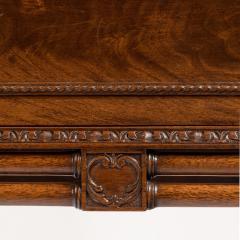 Small Fine quality Georgian style Mahogany Cabinet - 816922