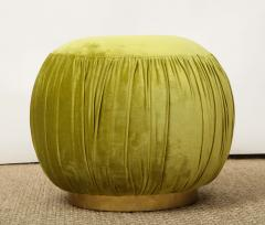 Small Green Pouf - 1314800