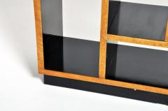 Small Hungarian Art Deco Display Shelf - 1178531