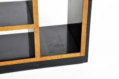 Small Hungarian Art Deco Display Shelf - 1178535