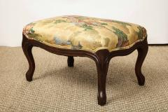 Small Louis XV Style Footstool - 1314821