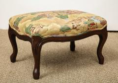 Small Louis XV Style Footstool - 1314822
