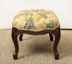 Small Louis XV Style Footstool - 1314823