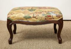 Small Louis XV Style Footstool - 1314824