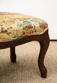 Small Louis XV Style Footstool - 1314825