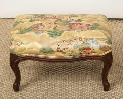 Small Louis XV Style Footstool - 1314829