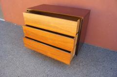 Small Mid Century Walnut Dresser - 1045024