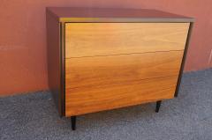 Small Mid Century Walnut Dresser - 1045025
