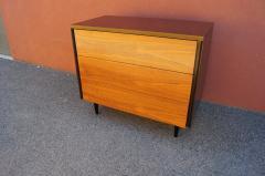 Small Mid Century Walnut Dresser - 1045026