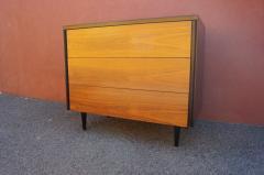 Small Mid Century Walnut Dresser - 1045027
