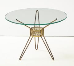 Small Occasion Tripod Table Italy c 1950 s - 1148496