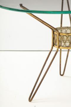 Small Occasion Tripod Table Italy c 1950 s - 1148498