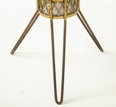 Small Occasion Tripod Table Italy c 1950 s - 1148500