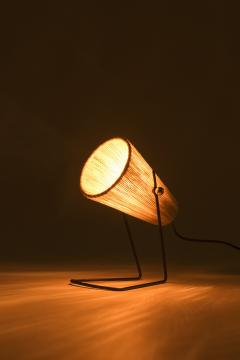 Small Swiss table lamp 50s - 2016325