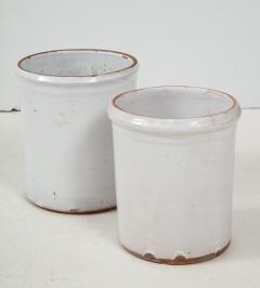 Small Terra Cotta Confit Pot - 1583066