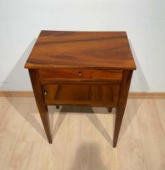 Small furniture Solid Walnut Biedermeier Restauration France circa 1820 - 2129692