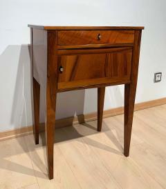 Small furniture Solid Walnut Biedermeier Restauration France circa 1820 - 2129693