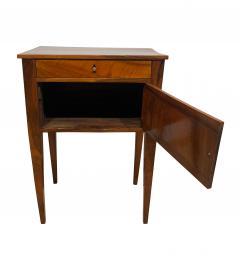 Small furniture Solid Walnut Biedermeier Restauration France circa 1820 - 2129695