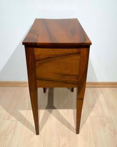 Small furniture Solid Walnut Biedermeier Restauration France circa 1820 - 2129696
