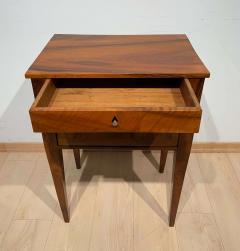 Small furniture Solid Walnut Biedermeier Restauration France circa 1820 - 2129697