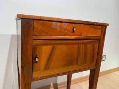 Small furniture Solid Walnut Biedermeier Restauration France circa 1820 - 2129698