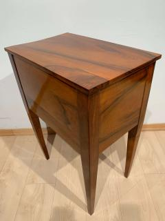 Small furniture Solid Walnut Biedermeier Restauration France circa 1820 - 2129700