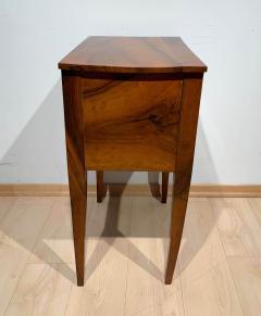 Small furniture Solid Walnut Biedermeier Restauration France circa 1820 - 2129701