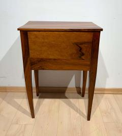 Small furniture Solid Walnut Biedermeier Restauration France circa 1820 - 2129702
